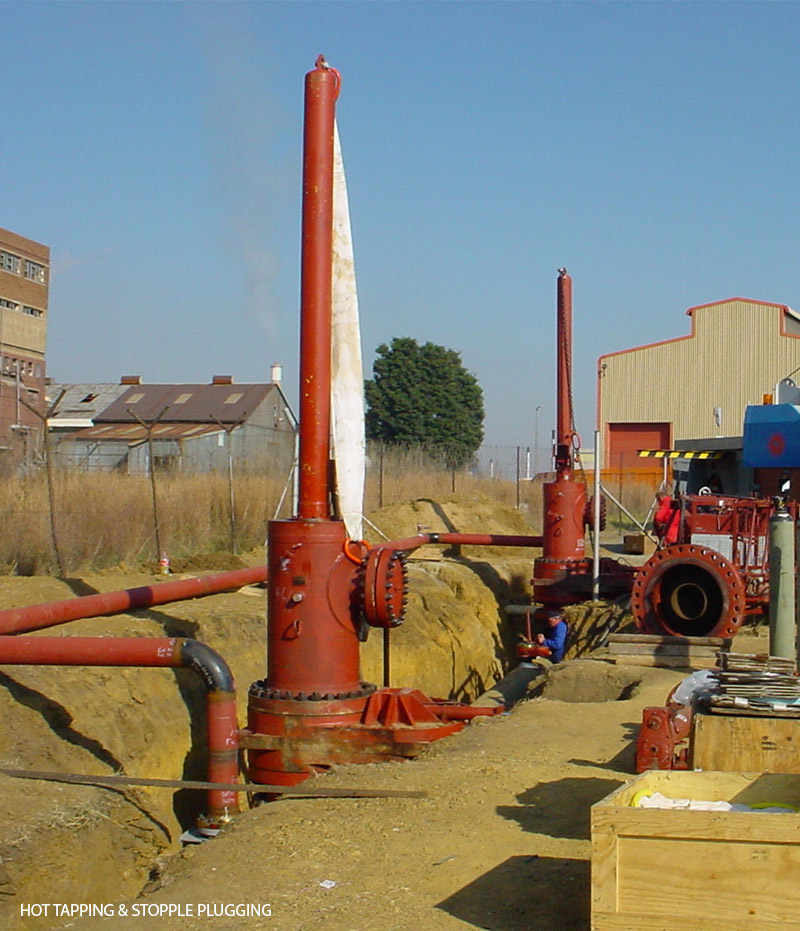 Africore Energy Services PipePlant Image